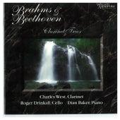 Brahms & Beethoven: Piano Trios by Charles West