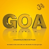 Goa, Vol. 55 by Various Artists