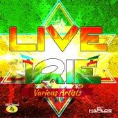 Live Irie - EP von Various Artists