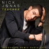 Teacher (Bassanova Remix Radio Edit) de Nick Jonas