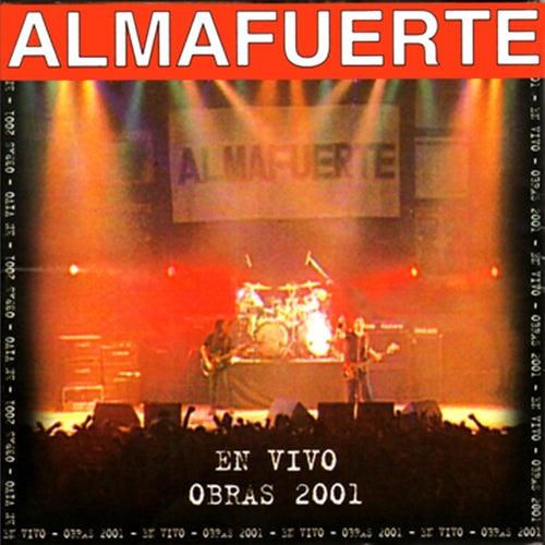 En Vivo: Obras 2001 (En Vivo) de Almafuerte