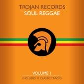 The Best of Trojan Soul Reggae, Vol. 1 by Various Artists