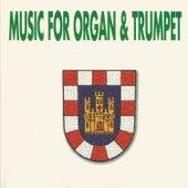 Music for organ & trumpet by Egbert Lewark