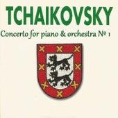 Tchaikovsky - Concerto for piano & orchestra Nº 1 de SWF Symphony Orchestra Baden-Baden