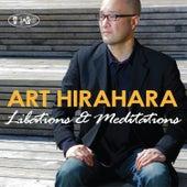 Libations & Meditatons de Art Hirahara
