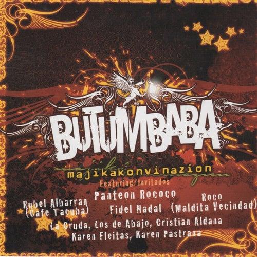 Majikakonvinazion by Butumbaba