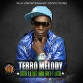 Said I Love You but I Lied de Terro Melody