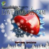 Love Time Riddim de Various Artists