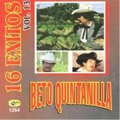 16 Exitos, Vol. 13 by Beto Quintanilla