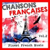 Chansons Francaises, Vol. 2 (Finest French Music) de Various Artists