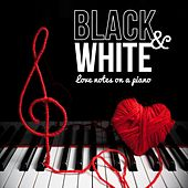 Black & White, Love Notes on a Piano de Various Artists