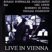 Live In Vienna by Mel Lewis