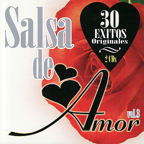 Salsa de Amor Vol. 3 by Various Artists