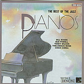 The Best of the Jazz Pianos by Various Artists
