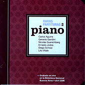Raras Partituras 2 - Piano de Various Artists
