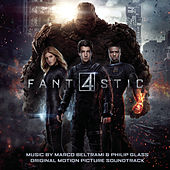 The Fantastic Four (Original Motion Picture Soundtrack) by Philip Glass