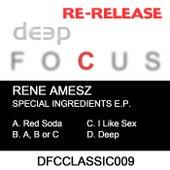 Special Ingredients EP de Rene Amesz