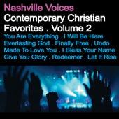 Contemporary Christian Favorites, Vol. 2 de The Nashville Voices