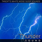 Thunder Sound by Tmsoft's White Noise Sleep Sounds