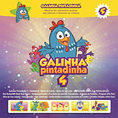 Galinha Pintadinha, Vol. 4 de Galinha Pintadinha