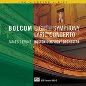 Bolcom: Lyric Concerto & Symphony No. 8 von Boston Symphony Orchestra