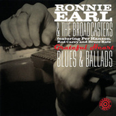 Grateful Heart: Blues & Ballads by Ronnie Earl