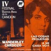 4º Festival Buenos Aires de la Cancion - Ep de Wanderley Cardoso