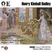 Hadley: Salome & San Francisco von BBC Concert Orchestra