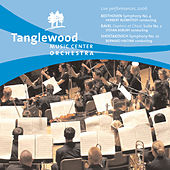 Tanglewood Music Center Orchestra: Live Performances 2006 de Tanglewood Music Center Orchestra