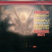 Prokofiev: Symphonies Nos. 1 & 3 by Riccardo Muti