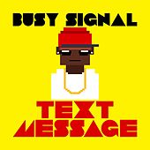 Text Message - single de Busy Signal