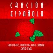 Canción Española by Various Artists