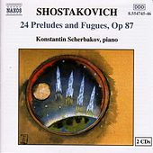 24 Preludes and Fugues by Dmitri Shostakovich