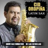Latin Sax de Cid Oropiña