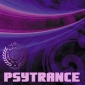 International Psytrance von Various Artists