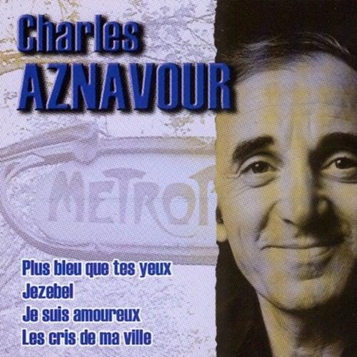 Plus bleu que tes yeux by Charles Aznavour