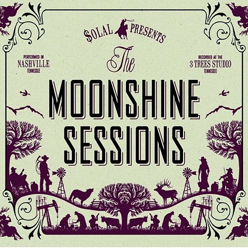 The Moonshine Sessions by Solal