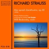 Also Sprach Zarathustra, Op. 30 by Willi Boskovsky