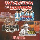 Invacion Del Corrido by Various Artists