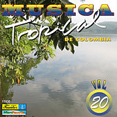 Música Tropical de Colombia, Vol. 20 by Various Artists