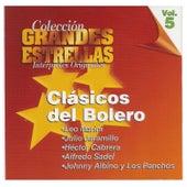 Clasicos del Bolero, Coleccion Grandes Estrellas Interpretes Originales, Vol. 5 by Various Artists