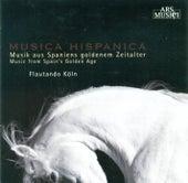 Recorder Music (Spanish) - Ortiz, D. / Escobar, P. De / Ponce, J. / Festa, C. / Cabezon, A. De de Various Artists