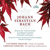 Bach: Sonatas for Viola da Gamba and Cembalo obbligato - Preludes and Fugues by Various Artists