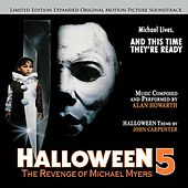 Halloween 5: The Revenge of Michael Myers (Original Motion Picture Soundtrack) von Alan Howarth