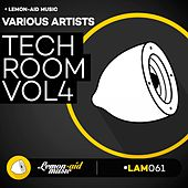 Tech Room, Vol. 4 - EP by Various Artists
