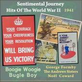 Boogie Woogie Bugle Boy (Sentimental Journey - Hits Of The WW II  - 1941) von Various Artists
