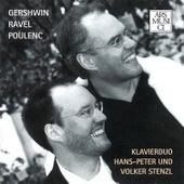 Gershwin, Ravel & Poulenc by Hans-Peter Stenzl