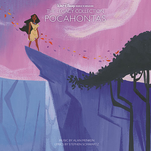 Walt Disney Records The Legacy Collection Pocahontas Walt Disney