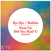 Keep Up / Did You Read U (Rhythm) de Various Artists