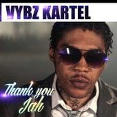 Thank You Jah - Single de VYBZ Kartel